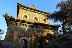 Summer Palace Beijing Stock Photo