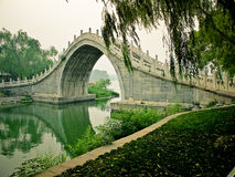Summer Palace in Beijing, China Royalty Free Stock Photo