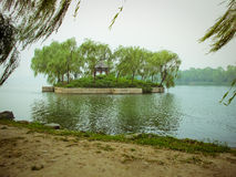 Summer Palace in Beijing, China Royalty Free Stock Images