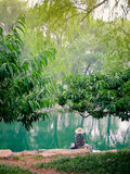 Summer Palace in Beijing, China Royalty Free Stock Photography