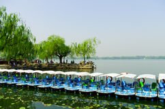 The Summer Palace in Beijing, China Royalty Free Stock Photos