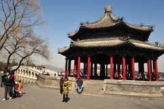 The Summer Palace in Beijing China Stock Photo