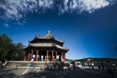 Summer palace beijing china Stock Image