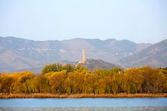 The Summer Palace, Beijing, China stock photos