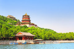 Summer Palace in Beijing, China Stock Photos