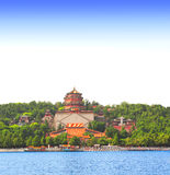 Summer Palace in Beijing, China Royalty Free Stock Photos