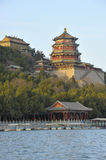 Summer Palace, Beijing, China. Summer Residence of Emperor of China stock image