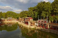 Summer Palace, Beijing Stock Photography
