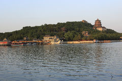 The Summer Palace in Beijing Royalty Free Stock Images