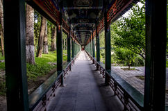 The summer palace ,beijing royalty free stock photography