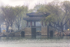 The summer Palace. Beijing once home to the Dragon Lady Stock Photos