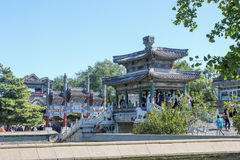 The Summer Palace in Beijing Stock Photo