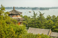 Summer Palace, Beijing Royalty Free Stock Photos