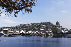 The Summer Palace,China Royalty Free Stock Images
