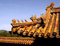 Summer palace in China Royalty Free Stock Photography