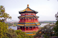 Summer Palace. China's Summer Palace in Beijing Royalty Free Stock Image