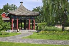 Summer Palace Chineses Pavilion Stock Photography
