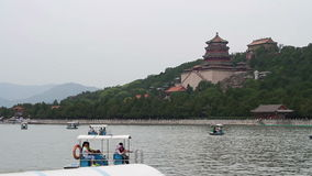 Summer Palace at daytime HD Stock Photography