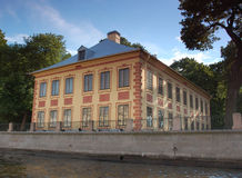 The Summer Palace of Emperor Peter. The Great in St. Petersburg, Russia houses a museum Stock Photography