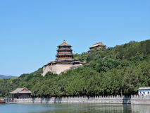 Summer palace Stock Photography