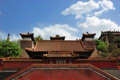 Summer Palace-Four Big States Royalty Free Stock Image