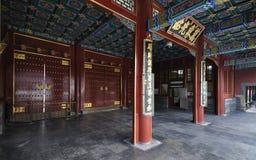 Summer Palace- Gate Stock Image