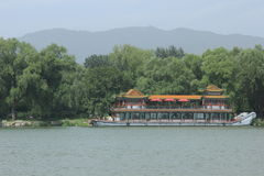 The Summer Palace Stock Images