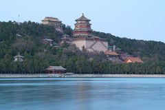 The Summer Palace Stock Photo