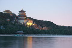 The Summer Palace Royalty Free Stock Photography