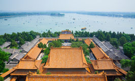 Summer Palace Royalty Free Stock Image