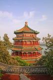 Summer palace pagoda Royalty Free Stock Image