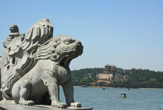 Summer Palace Royalty Free Stock Images