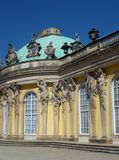 Summer palace in Potsdam Royalty Free Stock Photography