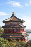 The Summer Palace scenic Stock Photo