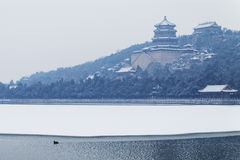 Summer Palace Royalty Free Stock Photos
