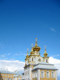 The Summer palace in St.Petersburg Stock Photos