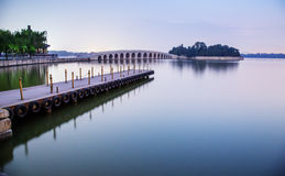 The Summer Palace royalty free stock photo