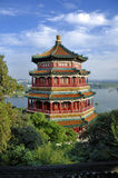 Summer Palace- Tower of Buddhist Incense(foxiangge Stock Images