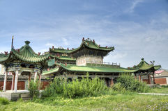 Summer Palace, Ulaanbaatar Stock Image