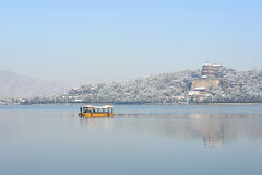 Summer Palace in winter Stock Photography