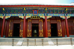 Summer palace yiheyuan Royalty Free Stock Images