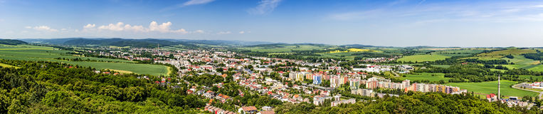 Free Summer Panoramic View Royalty Free Stock Images - 90137119