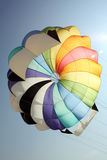 Summer Parachute Royalty Free Stock Image