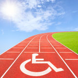 Summer Paralympics Royalty Free Stock Photo