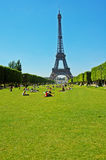 Summer in Paris Stock Photos