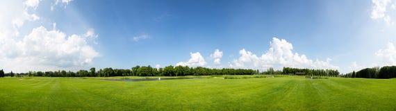 Summer park Stock Image