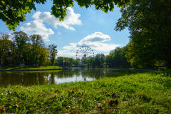 Summer in the park Stock Photography