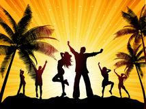 Free Summer Party Stock Photography - 12898632
