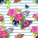 Summer pattern Royalty Free Stock Photo
