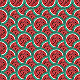 Summer pattern Stock Image